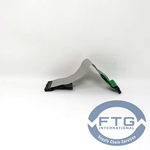 143218-006 8'' 34-PIN Floppy/Disk Drive Data Cable by FTG International (Image #2)