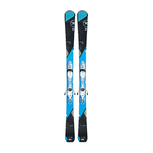 Rossignol Temptation 84 Womens Skis with Xpress 11 Bindings 2017 - 162cm by Rossignol