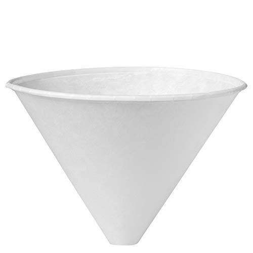 Solo 6SRX-2050 6 oz White Paper Cone Cups (Case of 2500) by Solo Foodservice (Image #5)