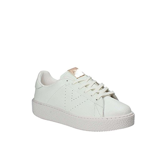 Victoria Low Shoe Women Shoes with Platform 262104 Rose White j1PH73of