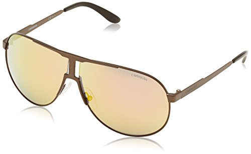 Carrera R80 Dark Ruthenium New Panamerika Aviator Sunglasses Lens Category 2 - 2 Category Sunglasses