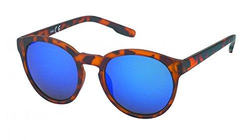 de Gafas ojo sol 400UV de Net Blue la puente de colorido la cerradura reflejado John alrededor Lennon vendimia Chic qE5Bvxwv