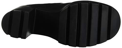 Punta Chiusa 001 Col Nero Tacco Donna Smith black Windsor Scarpe Eriko nqaWwXSxF