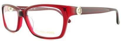 Michael Kors Eyeglasses MK842 604 Burgundy 51 15 - Womens Frames Kors Michael
