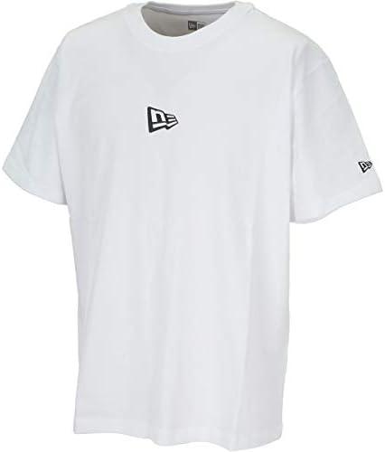 メンズ レディース 半袖 コットン Tシャツ ミニフラッグロゴ SS COTTON TEE FLAG MINI LOGO ホワイト×ブラック 12325171