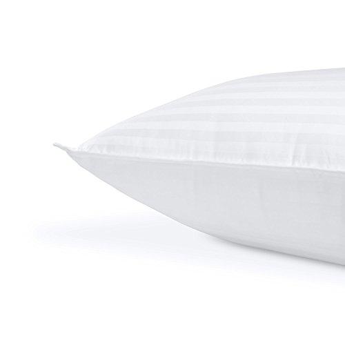 Sleep-Restoration-Gel-Pillow--Best-Hotel-Quality-Comfortable-Plush-Cooling-Gel-Fiber-Filled-Pillow-Dust-Mite-Resistant