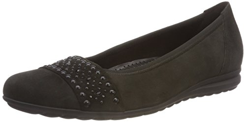 32 Gabor Sport Mujer para Bailarinas Prato Verde Shoes Comfort rUFqw8r