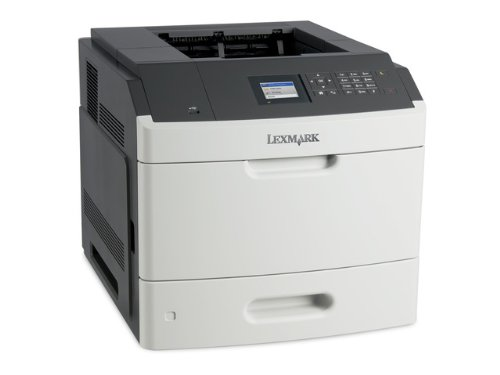 Lexmark MS810n Monochrome Laser Printer,  Network Ready and Professional Features by Lexmark