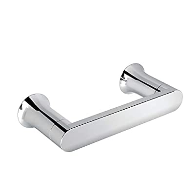 Moen BH3808CH Genta Pivoting Toilet Paper Holder, Chrome