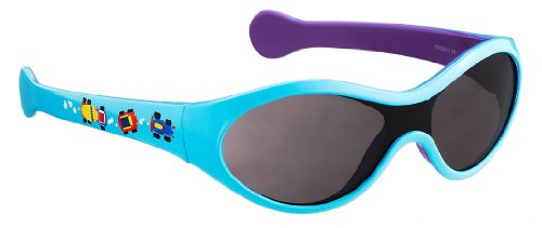 Dice Jungen Sonnenbrille, shiny purple, D032512