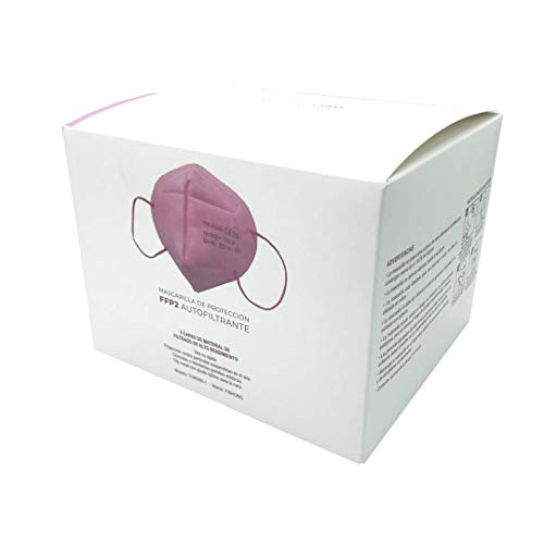 Mascarilla De Protección Ffp2 Autofiltrante Color a buen precio