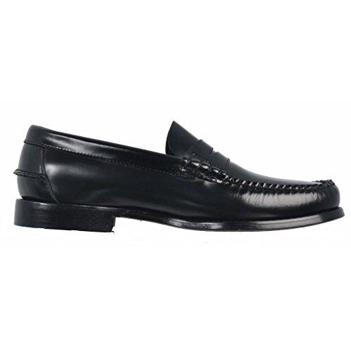 Mocasines para Hombre, Color Negro, Marca MARTINELLI, Modelo Mocasines para Hombre MARTINELLI Alcala B101-0011 Negro: Amazon.es: Zapatos y complementos