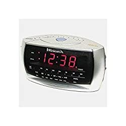 Emerson CKS3029 AM/FM Clock Radio with SmartSet Automatic Time Setting System