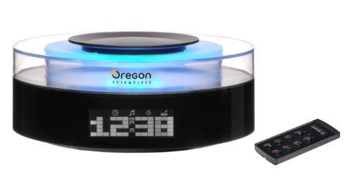 Price comparison product image Oregon Scientific WS903G Aroma Diffuser and Sound Therapy Clock