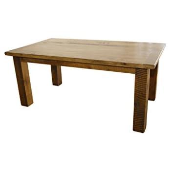 Amazon Com Rustic Reclaimed 8 Foot Barn Wood Farm Table