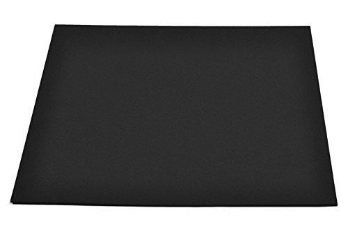 "Kydex Knife/Gun Holster Material - Black 0.060"""