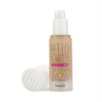 Hello Honey - Hello Flawless Oxygen Wow Brightening Makeup SPF 25 (Oil Free) - # I'm So Money (Honey) - 30ml/1oz