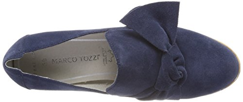 Marco Divers 24216 Bleu Femme Premio Navy Mocassins Tozzi xax4Zq