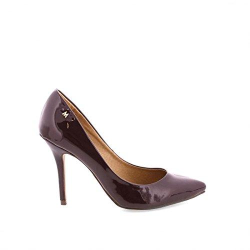 Maria Mare Women's Court Shoes Burgundy tRjdU