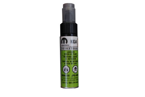 Genuine Fiat Fluid 5163758AA Light Green (Verde Chiaro) Touch-Up Paint Pen - 0.5 oz.