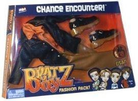 (Bratz Boyz Fashion Pack - Chance Encounter,for EITAN/DYLAN)