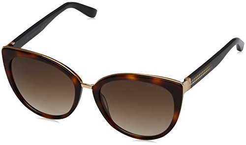 Jimmy Choo Dana Sunglasses Havana / Brown - Sunglasses Mens Choo Jimmy