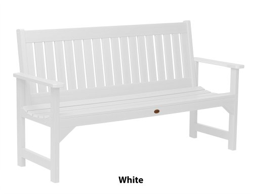 Phat Tommy Outdoor Recycled Poly Highwood Lehigh Bench – ...