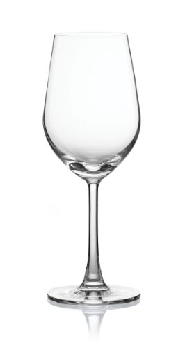 Pure and Simple Sip Chardonnay Wine Glass, 11.7-Ounce, Set of 4 - Lancaster Colony Clear Glass