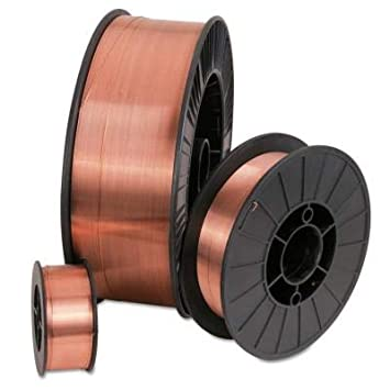 er70s-6 .023 X 33, 33 kg bobina alambre de soldadura: Amazon.es ...