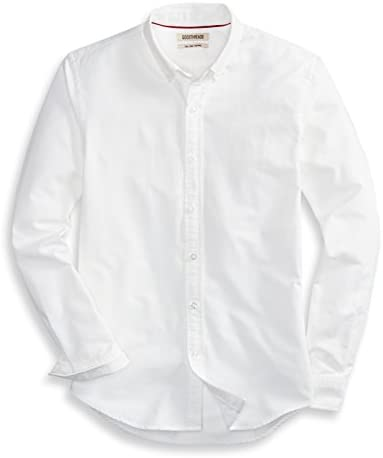 Goodthreads Slim fit Long Sleeve Solid Oxford product image