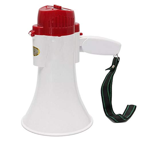 Loudspeaker Megaphone Loudspeaker Loudspeaker Recording 20 Seconds Horn Caller with Charging - Speaker Amplified Horn 5w