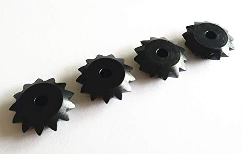 4pcs for Traxxas X-MAXX XMAXX 6S /& 8S 7782 Harden Steel Differential Spider Gear