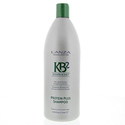 - L'ANZA KB2 Protein Plus Shampoo, 33.8 oz.