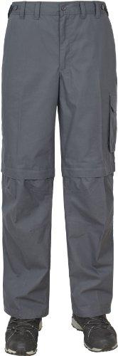Trespass Mallik - Zapatillas de deporte para hombre gris (gra)
