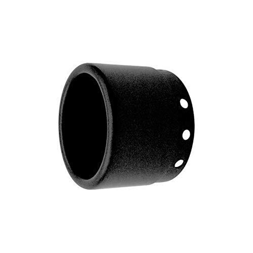 Kerker Slip-Ons and Systems/SE Series Black End Caps - - Systems Kerker