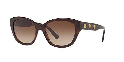 5978e3e33e8a Image Unavailable. Image not available for. Colour  VERSACE Women s 0VE4343  108 13 Sunglasses ...