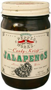 Texas Pepper Works Pepper Candy Krisp Jlpno
