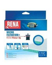 Rena Filstar Micro Filtration - Api Filstar Prog Micro - filtration Pads 3pk - For Xp4