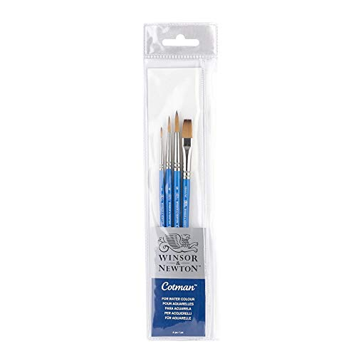 Winsor & Newton Cotman Short Handle Brush