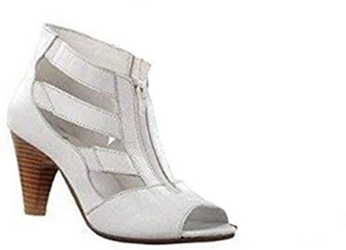 Blanc m Sandales i Pour Sandalette M Femme UqC1w8cB