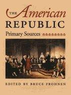 Download American Republic Primary Sources (Paperback, 2002) pdf