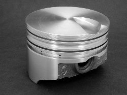 Ford Flat Top - KB Performance Pistons KB137.030-2.5cc Flat Top Piston Set for Big Block Ford