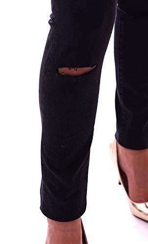 Nero Con Skinny Trussardi 260 Jeans Rotture 8tqtXET