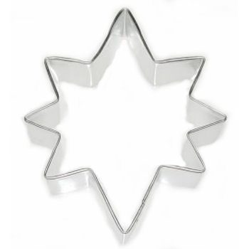 Amazon.com: Bethlehem Star Metal Cookie Cutter: Christmas Cookie ...
