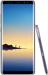 Samsung Galaxy Note8 N950U 64GB Unlocked GSM LTE Android Phone w/ Dual 12 Megapixel Camera - Orchid Gray