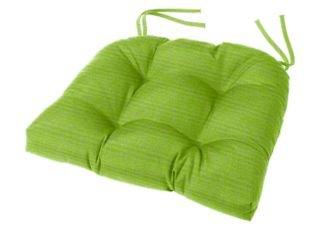 (Cushion Source Tufted Chair Cushion | 18