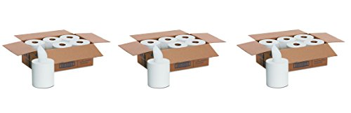 Georgia-Pacific GPC28124 Professional SofPull Center-Pull Perforated Paper Towels,7 4/5x15, White, 320 Per Roll (Case of 6 Rolls) (3 CASES) by Georgia-Pacific