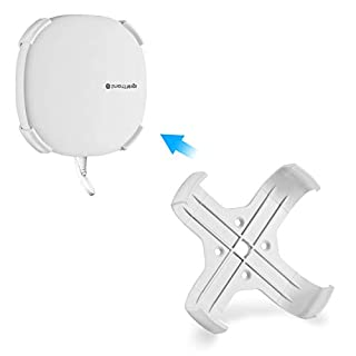 Galdoo Wall Mount Bracket for Samsung SmartThings Hub 3rd Generation, Space-Saving Wall Mounting Holder to Keep Clean Appearance (1Pack)