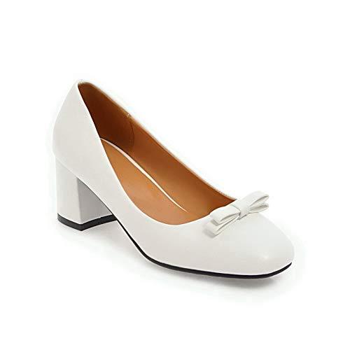EU Compensées Blanc APL10428 BalaMasa 36 5 Blanc Femme Sandales 8fa1qv