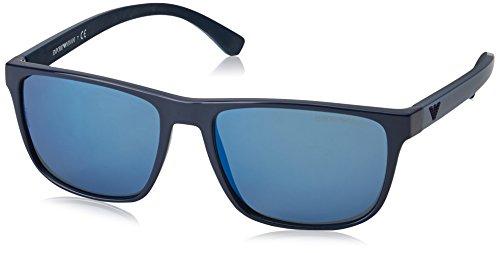 Blau Emporio Azul Armani Sonnenbrille EA4087 XwqwxpAz